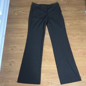 New York & Company Size 2 Tall Brown Dress Pants